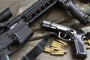 Fort Lauderdale Weapons Charges