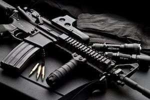 Firearms & Weapons